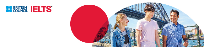 IELTS testing now available in 81 countries!